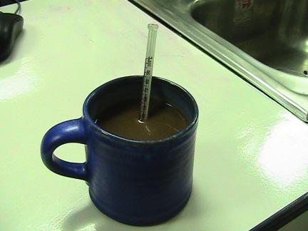 Coffee Temp